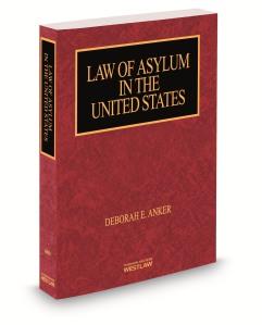 d. anker treatise on asylum